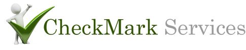 CheckMark Services, Logo